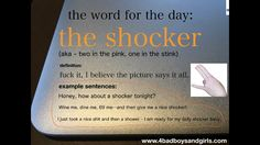 The shocker.