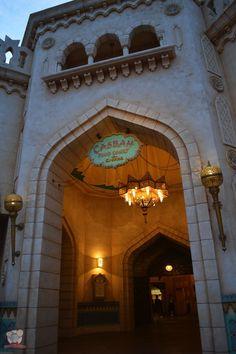 Casbah Food Court