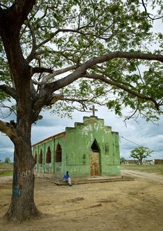 Church in Angola | Angola is a christian country. I've aslo … | Flickr
