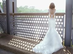 Zahavit Tshuba wedding dress available at Les Trois Soeurs Bridal | Love My Dress® UK Wedding Blog