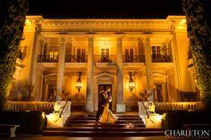Grand Island Mansion Wedding photograph by photographer Charleton Churchill - My FABULOUS reality wedding :)