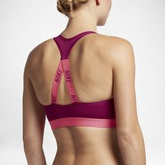 ce9721794f Nike Pro Classic Women s Medium Support Sports Bra Size M (Purple) -  Clearance Sale