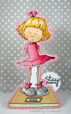 Sue's Stamping Stuff: Sally's Weigh In-Sassy Cheryl Digi