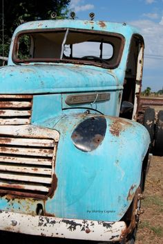 more turquoise n' rust . . .