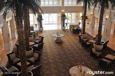 Lobby of our Lucaya Hotel  Freeport, Grand Bahama Island.