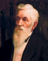 Lorenzo Snow - Basic Facts--5th President of the Church of Jesus Christ of Latter-day Saints, served 1898 to 1901