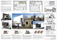 Galería de Primer Lugar Concurso Sede Colegio de Arquitectos de la Ciudad de…