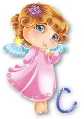 ange-A-3.gif 3 Gif, Cute Alphabet, Thing 1, Love You Forever, Love You All, A 17, The Fool, My Music, Princess Peach