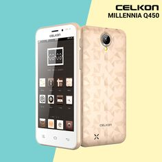 Style meets function in the new Celkon Millennia Q450. Your smartest buddy!