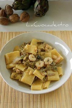 IMG_3466 Pasta Recipes, Dinner Recipes, Comfort Food, Vegan, I Love Food, Risotto, Potato Salad, Food And Drink, Chicken