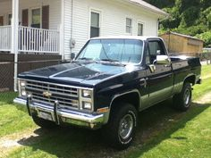 1985 Chevy Truck - LMC Trucklife