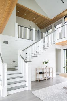 Best 51 Best White Staircase Images White Staircase House 640 x 480