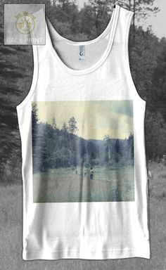 Seasons tank top by levi the poet