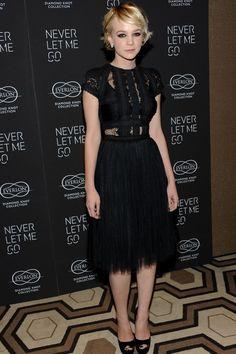 Vote For GLAMOURs 50 Best Dressed List 2011 Carey Mulligan