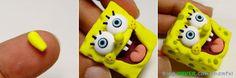 sponge bob 스폰지밥(SpongeBob) 만들기 :: 네이버 블로그