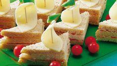 Kolmioleivät lapsille - K-ruoka Cheesecake, Desserts, Food, Tailgate Desserts, Deserts, Cheesecakes, Essen, Postres, Meals