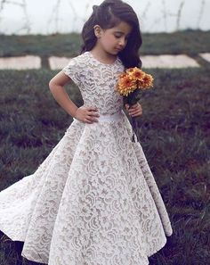 4501dbef3e1a0 1649 Best Flower girls dresses and Ring Bearer images in 2018 ...