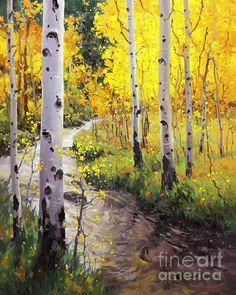 Aspen  series by Gary Kim