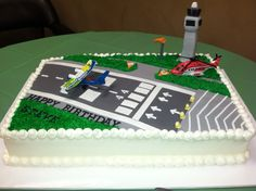 Airport Cake