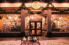 Soap Opera Soap Store - L O V E the name!!!!