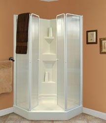 R Amp G Mobile Home Supply 32 Quot Corner Rv Shower Pans