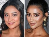 Mitchell, Before and After Shay Mitchell Before and AfterSha. Instagram Brows, Makeup Before And After, Texturizer On Natural Hair, Smoky Eye Makeup, Baby Fat, Lip Injections, Shay Mitchell, Rhinoplasty, Makeup Blog