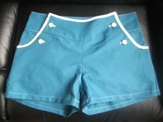 Sailor shorts for my daughter
