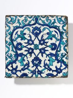 Tile | V&A Search the Collections