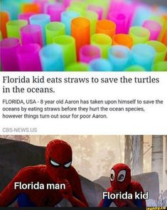 Florida kid eats straws to save the turtles in the oceans. FLORIDA, USA - 8 year old Aaron has taken upon himself to save the oceans by eating straws before they hurt the ocean specnes, however things turn out sour for poor Aaron - iFunny :) Stupid Funny Memes, Haha Funny, Funny Cute, Funny Posts, Funny Stuff, Random Stuff, Awkward Funny, Funny Laugh, Funny Humor
