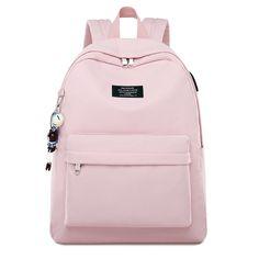 13.8$ #Fashion Backpack Laptop Backpack, Travel Backpack, Backpack Bags, Fashion Backpack, Cheap Backpacks, Girl Backpacks, School Bags For Kids, Handbag Accessories, Luggage Bags