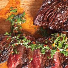 Also known as fajita steak. It might look like a weight lifter's belt, but skirt steak is juicy and delicious. With a flavor-to-cost ratio that works strongly in your favor, this thin cut cooks quickly for an impromptu BBQ.