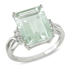 5-3/4 ct.t.w. Green Amethyst and White Topaz Ring in Silver Amour, http://www.amazon.com/dp/B0039K2TL6/ref=cm_sw_r_pi_dp_vXXmqb05N40TM