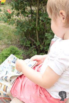 Unser Wochenende in Bildern ist online! Schaut doch gleich mal auf dem Blog vorbei! Ella's Highlight war unser Fußbad im Garten!
