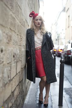 Day 3 Outfit – PFW | Fabulous Muses
