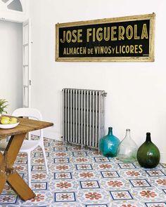 Creative apartment in Madrid