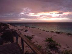 Coral Bay Australia Sunset