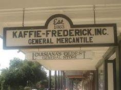 Kaffie-Frederick