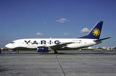 Varig Boeing 737-3K9 Volpati-2