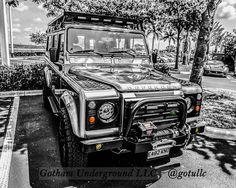 Gotham Underground LLC Follow. @gotullc  #photo #landrover #landroverdefender #zombie #oversight #rover #mars #earth #planet #offroadnation #offroad #44 #awd #cod #getaway #bugout #classic #classico #arte #foto #carro #miami #picture #photographer #cool #fun #mud #safari by fit.nathan Gotham Underground LLC Follow. @gotullc  #photo #landrover #landroverdefender #zombie #oversight #rover #mars #earth #planet #offroadnation #offroad #44 #awd #cod #getaway #bugout #classic #classico #arte #foto…