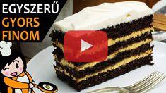 Make It Yourself, Cake, Recipes, Youtube, Food, Kuchen, Essen, Meals, Eten