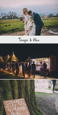 Fairy Light Filled Tipi Wedding // Rue De Seine Bride With Flower Crown For Magical Tipi Wedding In Wiltshire With Images By Story + Colour Photography #Homegardenwedding #gardenweddingTableDecor #gardenweddingAisle #Indoorgardenwedding #Blushgardenwedding