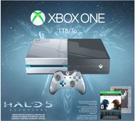Xbox One 1TB Halo 5: Guardians Limited Edition Console $269 with code @ Newegg #LavaHot http://www.lavahotdeals.com/us/cheap/xbox-1tb-halo-5-guardians-limited-edition-console/104123
