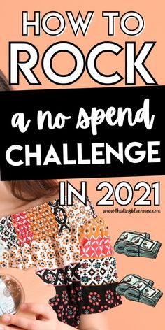 Here are some easy and practice tips and hacks for rocking a no spend challenge in 2021. With these easy tips and tricks you can adopt a no spend challenge and start saving more money this year. College Loans, Student Loans, Show Me The Money, How To Make Money, No Spend Challenge, Debt Repayment, Managing Your Money, Budgeting Tips, Frugal Living