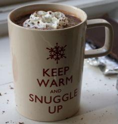Keep Warm and Snuggle Up