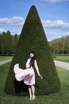 The Cherry Blossom Girl - Garden 04
