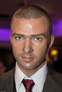 Wax Figure Justin Timberlake