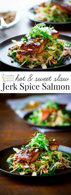 Blog post at Healthy Seasonal Recipes : Here are five simple things you can do to boost your metabolism. Plus a recipe for light and spicy Jerk-spiced salmon served on hot and swee[..]