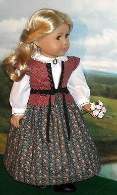 Mid 1800s School Dress by KMK | eBay