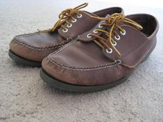 """... instead of duct-taping his venerable L.L. Bean moccasins, he was typing..."" -- Ch. 29"