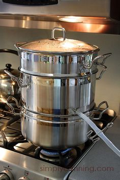 Canning Equipment and Supplies, From Pressure Canner to Canning Jars what do you really need Canning Apples, Canning Jars, Canning Recipes, Steam Juicer, Canning Equipment, Fruit Juicer, Beeswax Food Wrap, Apple Juice, Preserving Food